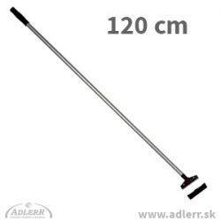 Škrabka na podlahu s násadou 120 cm