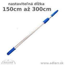 Teleskopická tyč 2 x 150 cm