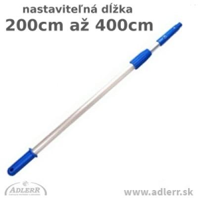 Teleskopická tyč 2 x 200 cm