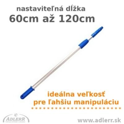 Teleskopická tyč 2 x 60 cm