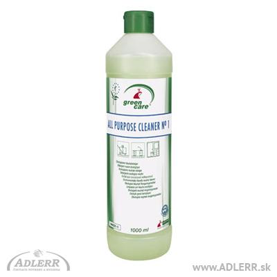 All Purpose cleaner No. 1 ekologický čistiaci prostriedok 1L