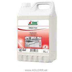 Calc free na odstraňovanie vodného kameňa