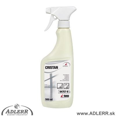 Cristan – čistiaci prostriedok na leštenie kamennej podlahy – 500 ml
