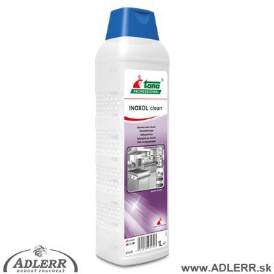 Inoxol clean čistiaci prípravok na nerez 1L