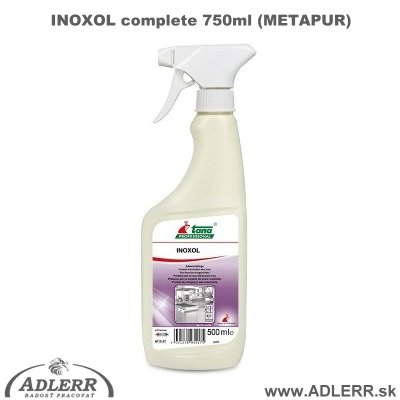 INOXOL complete (Metapur) 750ml