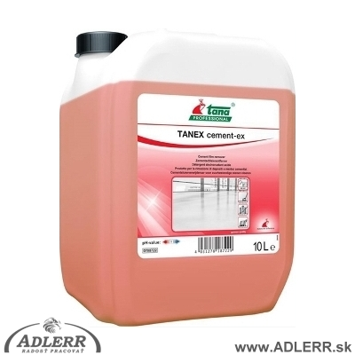 TANET Cement Ex na postavebné čistenie 10 L
