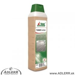 TIMBER lamitan je čistiaci prostriedok na laminátové a drevené podlahy. Výborne čistí a ošetruje laminátové podlahy.