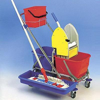 Upratovací vozík CLASIC 2