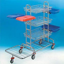 Upratovací vozík UNI 3