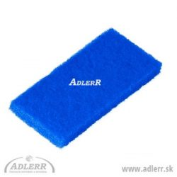 Pad modrý 13 x 27 cm