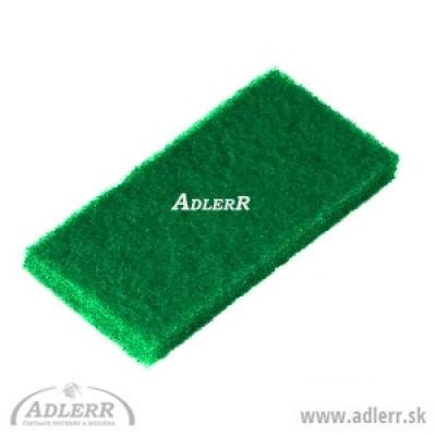 Pad zelený 13 x 27 cm
