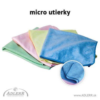 Mikrofázová utierka Micro Plus