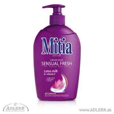 Tekuté mydlo Mitia