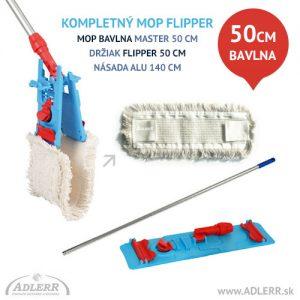 Upratovací set FLIPPER 50 cm