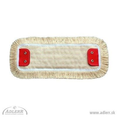 Mop ADLERR FL bavlna s dierami 40 cm